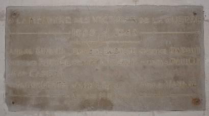 Monument aux morts de bouvigny boyeffles for Dujardin arras