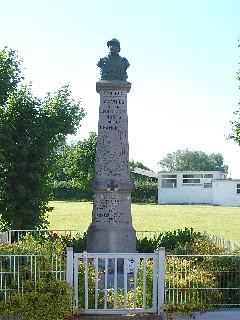monument aux morts wambrechies