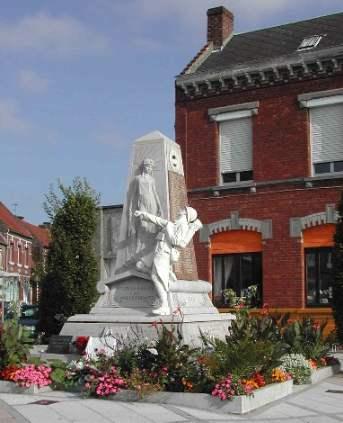 Monument aux morts de vitry en artois for Aquatis vitry en artois
